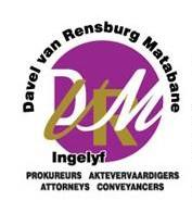 Mr Riaan Davel | Attorney | Office: 012.548 9609 | Fax: 012. 543 0258 | e-mail: riaan@dvrm.co.za.
